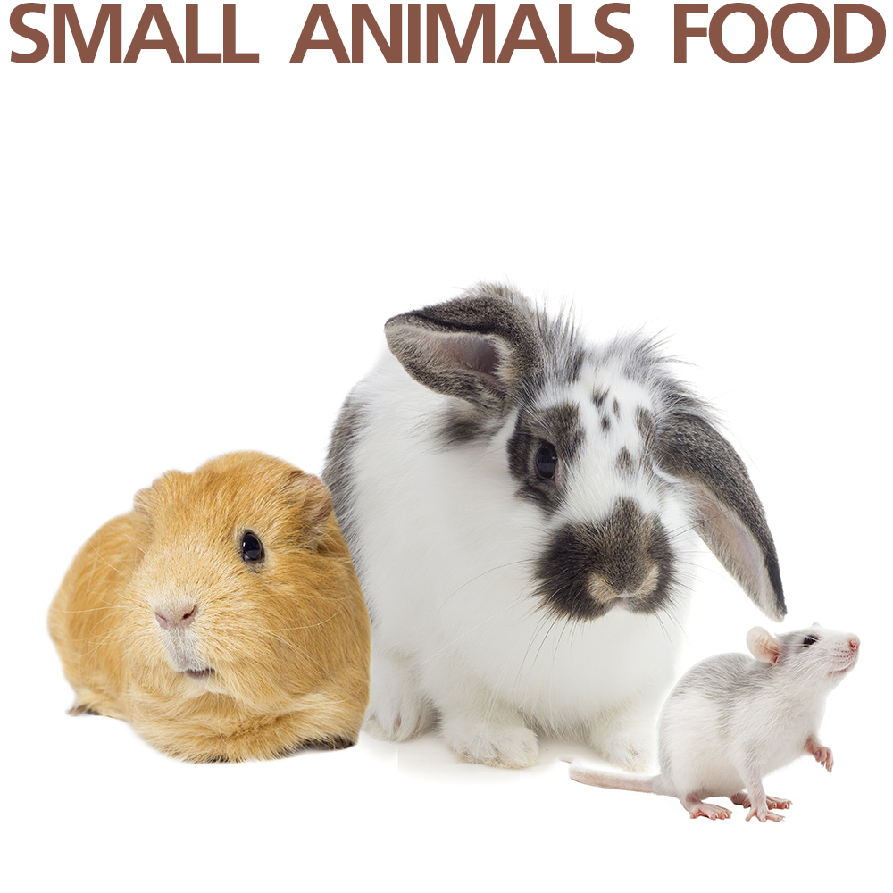 SMALL ANIMALS FOOD